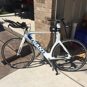 Giant Trinity 2 Composite Triathlon Bike (2014)