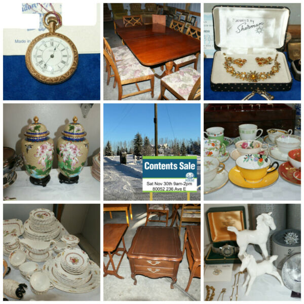 Estate Sale 100s Of Vintage And Antique Items