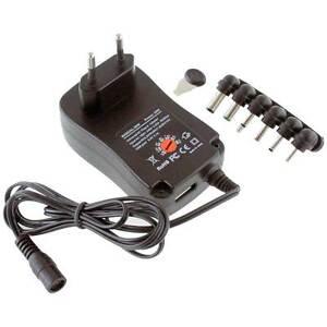 Alimentador transformador corriente universal regulable 30w 2 1a 3v 12v usb nu ebay - Alimentador 12v ...