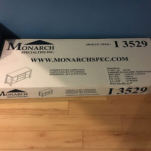 """New in box TV stand 48"""""""