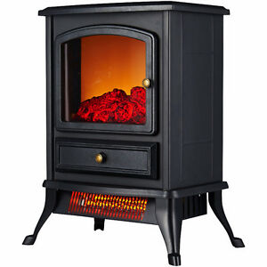 Infrared Quartz Home Fireplace, New in Box!