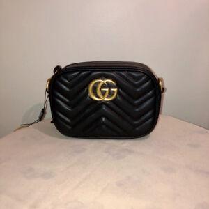 Gucci camera bag purse