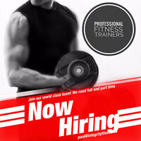 Group Fitness trainer ~ Personal trainer