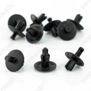 10x-paraurti-paraurti-Supporto-paraurti-paraurti-clip-di-fissaggio-per-AUDI