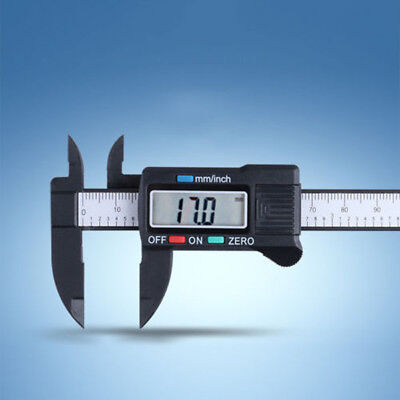 150mm Digital Electronic Gauge Stainless Steel Vernier 6 Inch Caliper Micrometer