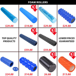 Rollers Stretch Foam Massage Roller Rumble Therapy Stretching