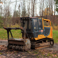 CMI 12560 Twister track Forestry Mulcher (2 available) Barrie Ontario Preview