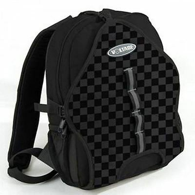 Voltage Skates/Skateboard/Skate/Cruiser Chequered Bag School Backpack/Rucksack