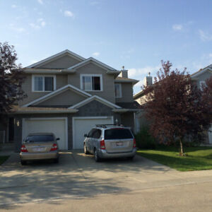 Half duplex in MacEwan community Southwest (near Century Park)