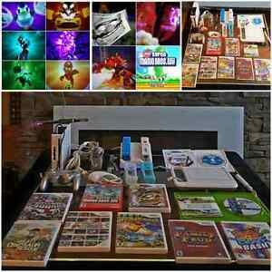 COOL NINTENDO Wii PACKAGE / SUPER ENSEMBLE NINTENDO WII
