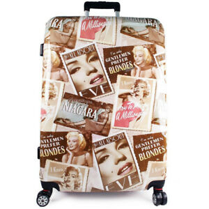 Marilyn Monroe Luggage For Sale