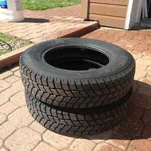 155/80R13 winter tires Cornwall Ontario image 2