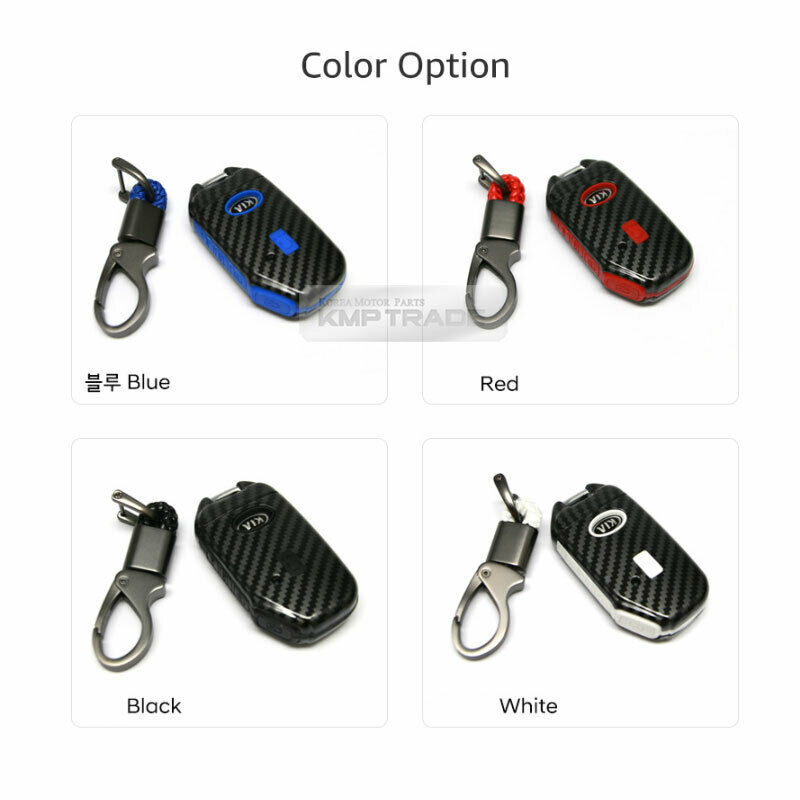 Smart Remote Control Key Holder Carbon Silicone Hybrid for