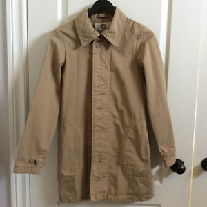 LUCKY 3/4 length SPRING FALL COAT SIZE SMALL - Medium  -EUC London Ontario image 2