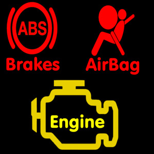AIRBAG - ABS - ENGINE - Fault Code Diagnostics - Reset - $30