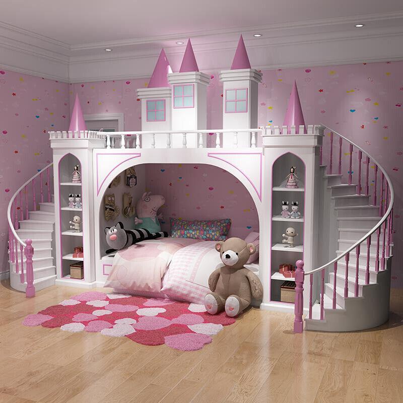 Handmade unique kids furniture - Beds, Bunk beds, Castle ...