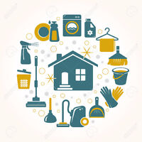 Personal House Cleaning Services - Sackville & Surrounding Area