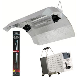Premium 1000W HPS Double Ended Light Kit @BUSTAN.CA Hydroponics