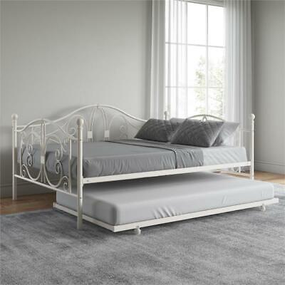 bombay full size metal daybed frame