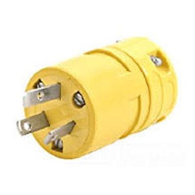 Woodhead 1407 Super-safeway Plug Non-nema 15a125v10a