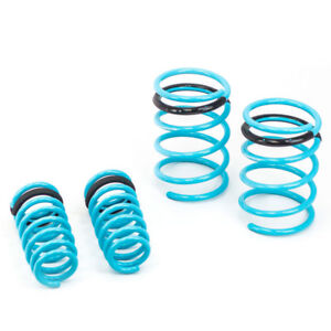 GodSpeed Traction-S Lowering Springs Hyundai Genesis Coupe 11-16
