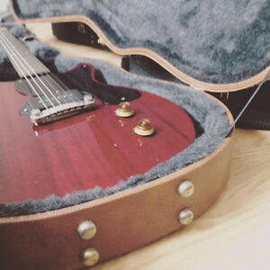 1988 Orville by Gibson Les Paul Junior Double Cutaway