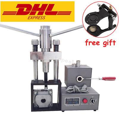 Dental Dentistry Lab Flexible Denture Machine Injection System Equipment Gift