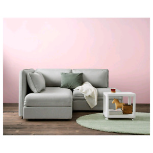 IKEA  Rolling Coffee Table in White