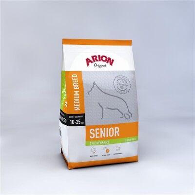 Arion Original Senior medium Chicken | 12kg Hundef.