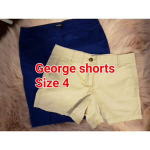 EXCELLENT CONDITION GEORGE SHORTS