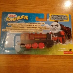Thomas the train Adventures Dieselworks - 3 items in lot
