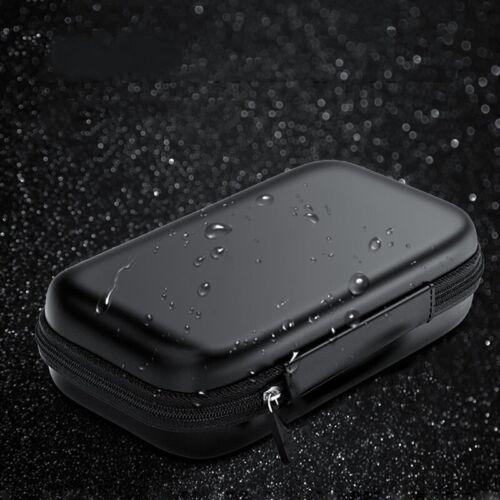 Portable Travel Digital Cable Earphone Gadget Organizer Storage Case Bag Pouch
