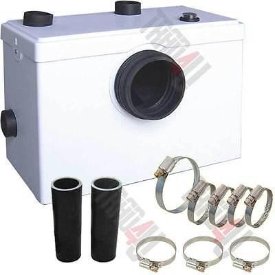 Sanitary Macerator Pump Waste Pump for Toilet, Sink, Shower
