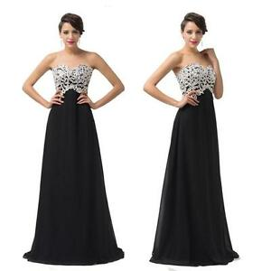 Black Bridesmaid Dresses | Bridesmaid Dresses | eBay