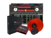 RANE SERATO SL2 DIGITAL VINYL SYSTEM - RED (DISCONTINUED)