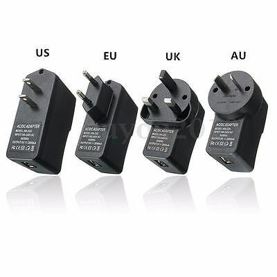 AC 100V-240V to DC 5V 2A 10W USB Power Supply Adapter Travel Home Wall     100v Ac Usb