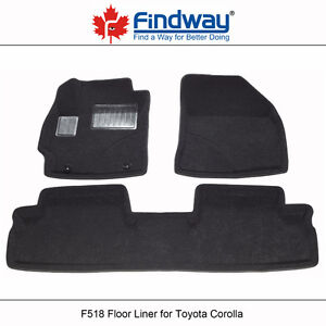 toyota corolla floor mats buy or sell other auto parts tires in toronto gta kijiji. Black Bedroom Furniture Sets. Home Design Ideas