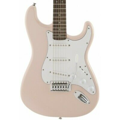 Guitarra Electrica SQUIER FSR Affinity Strato Shell Pink LRL