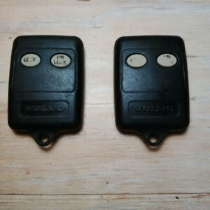 Volvo 850 Used Keyless Entry Remote Fobs - Tested
