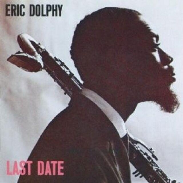 "ERIC DOLPHY "" LAST DATE "" CD NEU"
