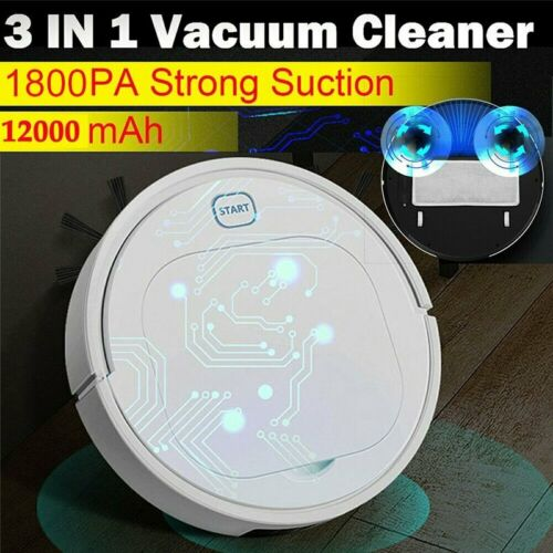 3 in 1 intelligent sweeping robot automatic