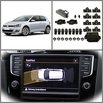 vw golf 7 pdc parksensor. Black Bedroom Furniture Sets. Home Design Ideas