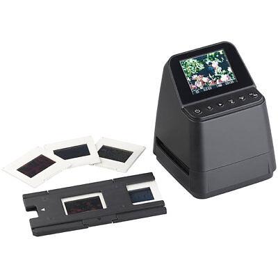 Diascanner: Stand-Alone-Dia- und Negativ-Scanner mit 14-MP-Sensor, 3.200 dpi