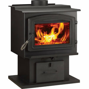 Drolet Baltic ll Wood Stove