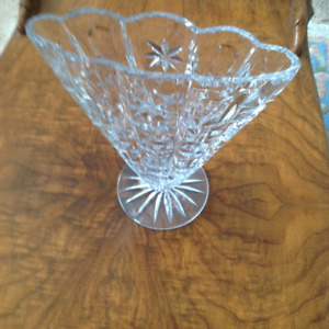 Waterford crystal glasses of various sizes