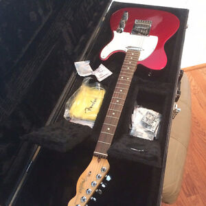 2013 USA Fender Telecaster Limited Edition -Trades considered