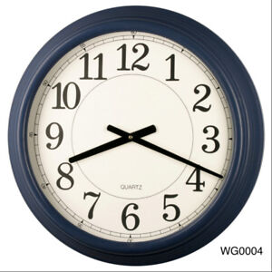 """23"""" New Classic Oversize Large Numerals Finest Made Metal Wall C"""