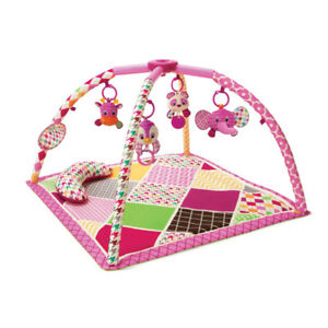 Infantino Play mat in Pink (like new in box)