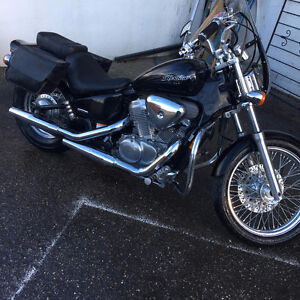 A Clean Honda Shadow Ready to go ( Urgent Selling )