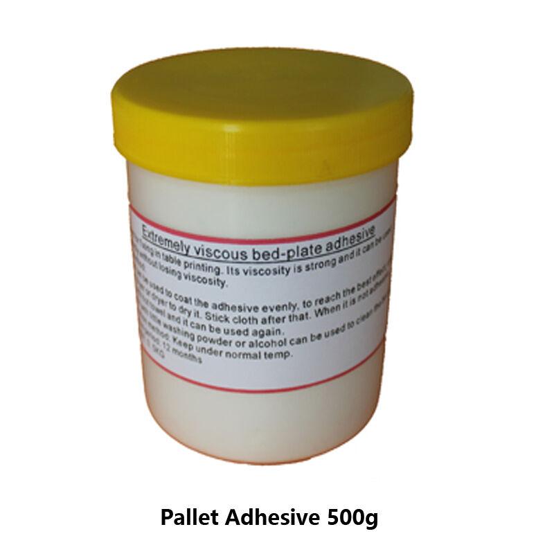 Screen Printing Pallet Adhesive 0.5kg Screen Printing DIY Platen Adhesive GlueSS